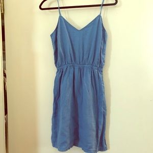 Casual Light Blue J. Crew Dress